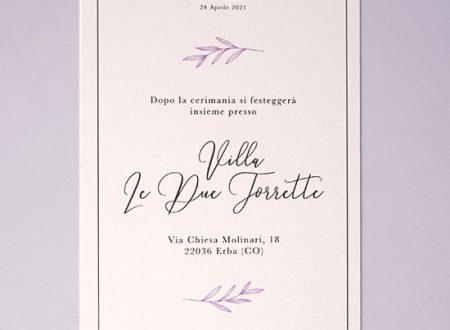 stationery wedding elena conti graphic design